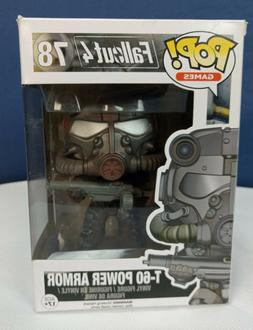 Funko Pop! Games Fallout 4 T-60 Power Armor Vinyl Action Fig