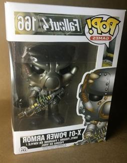 Funko Pop! Games Fallout 4 X-01 Power Armor #166 Vinyl Figur