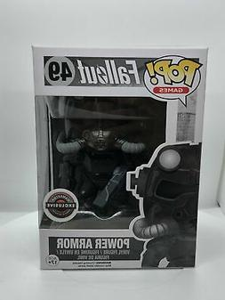 Funko Pop! Games - Fallout - Power Armor . NEW. MINT