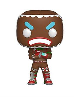 Funko Pop! Games: Fortnite - Merry Marauder Collectible Figu