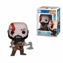 Funko Pop! Games | God Of War | Kratos With Axe | Vinyl Figu