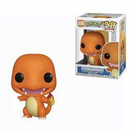Funko Pop! Games: Pokemon CHARMANDER #455 Mint!