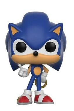 Funko Pop! Games: Sonic - Sonic with Ring - Bundled with POP