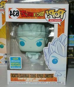 Funko Pop Gotenks Super Ghost #634 Dragonball Z SDCC Exclusi