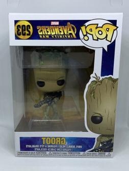 Funko Pop! Groot 293 Avengers Infinity War Marvel
