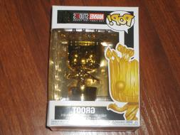 Funko POP! Groot #378 Gold Chrome Marvel Studios: The First