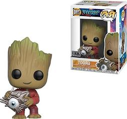 Funko Pop Guardians of the Galaxy: Groot with Cyber Eye Coll