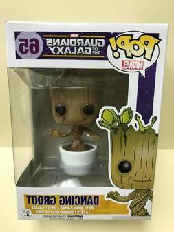 Funko Pop! Guardians of the Galaxy Dancing Groot #65