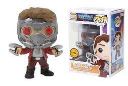 Funko Pop Guardians of the Galaxy Vol.2: Star-Lord CHASE LIM
