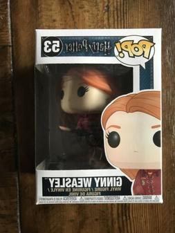 Funko Pop Harry Potter™: Ginny Weasley™ Vinyl Figure #26
