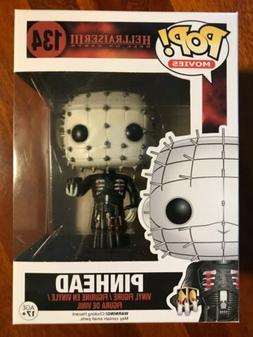 Funko Pop! Hellraiser PINHEAD 134 Movies Horror New NIB HTF