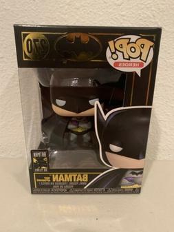 Funko Pop! Heroes: #270 Batman 80th - Batman 1st Appearance
