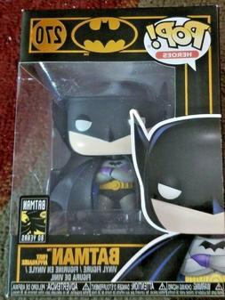Funko Pop! Heroes: 80th Anniversary - Batman First Appearanc