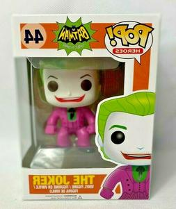 Funko Pop! Heroes~Batman Classic TV Series The Joker #44 Vin