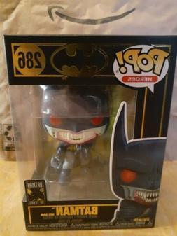 Funko Pop! Heroes: Batman - Red Rain Batman #286 MINT - Perf