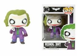 Funko Pop Heroes: The Dark Knight - The Joker Vinyl Figure W