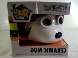 Funko Pop! Home Peanuts Snoopy Flying Ace Ceramic Mug - FREE