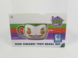 Funko Pop Home The Joker Ceramic Mug DC Comics Legion Of Col