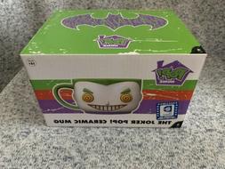 Funko Pop Home The Joker Ceramic Mug DC Legion Of Collector