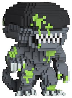Funko POP! Horror: 8-Bit Alien  Vinyl Figure
