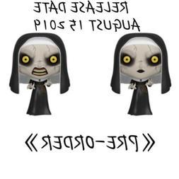 Funko Pop! Horror Movies - The Nun & Nun Demonic 《PRE-ORDE