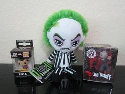 Funko Pop! Horror Mystery Box Hot Topic Beetlejuice Plush An