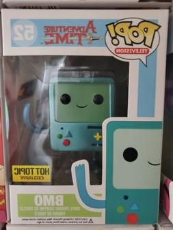Funko Pop Hot Topic Exclusive Metallic BMO Adventure Time #5