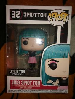 FUNKO POP! HOT TOPIC GIRL SE SPECIAL EDITION LACC SHARED EXC