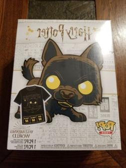 Funko Pop Hot Topic Harry Potter Sirius Black As Dog Flocked