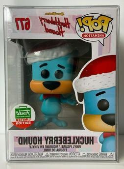 Funko Pop! Huckleberry Hound #677 Funko Shop Cyber Monday Ex