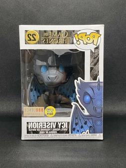 Funko POP! Icy Viserion #22 Game of Thrones Box Lunch Exclus
