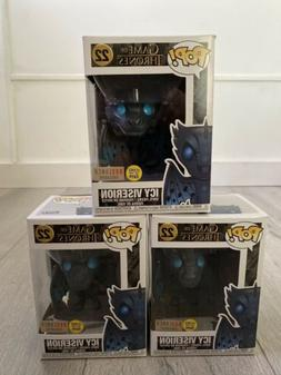 Funko Pop! ICY VISERION #22 GLOW IN THE DARK BOXLUNCH Game O