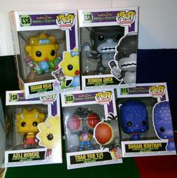 Funko Pop *In Hand*The Simpsons Treehouse Of Horror - Set of