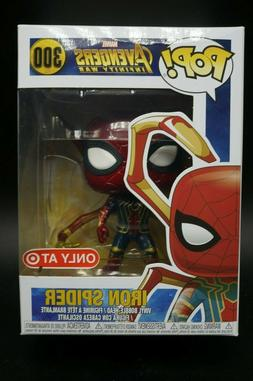 Funko POP! Iron Spider With Legs #300 ~ Target Exclusive ~ A