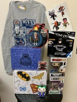 Funko Pop! Joker Gamestop Box Kevin Smith Shirt Batman Wamar