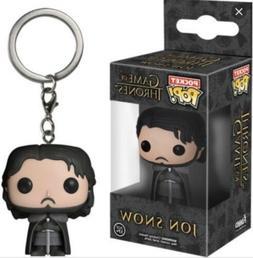 Funko Pop! Keychain Game Of Thrones- Jon Snow