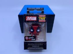 Funko! Pop Keychain Marvel  Deadpool Bobble-Head Gamestop