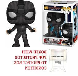 Funko POP Keychain: Marvel Spider-Man Far From Home Spider-M
