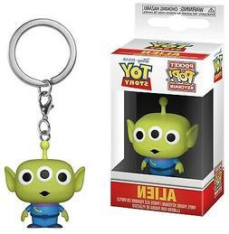 FUNKO POP! KEYCHAIN: Toy Story - Alien  Vinyl Figure