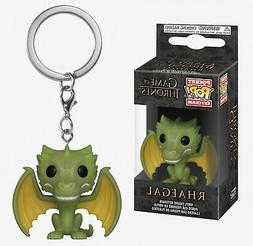 FUNKO POP! KEYCHAINS: Game of Thrones - Rhaegal  Vinyl Figur