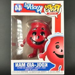 Funko Pop! Kool-Aid Man Kool Aid Ad Icons IN STOCK Pop  44