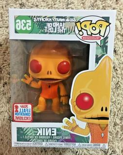 Funko Pop! Land Of The Lost Enik 2017 Fall Convention Exclus