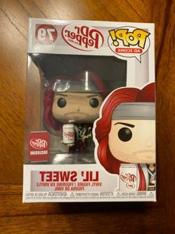 FUNKO POP LIL SWEET RARE Ad Icons Dr Pepper Exclusive PROMO