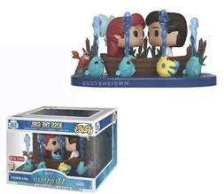 Funko Pop! Little Mermaid Kiss The Girl Movie Moment Target
