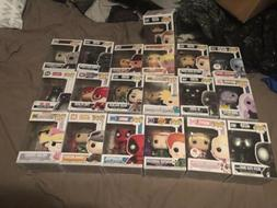 Funko Pop Lot! Exclusives, Vaulted, Commons