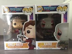 Funko Pop! Lot Marvel Guardians of the Galaxy Vol 2 Star-Lor