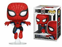 Funko Pop Marvel 1st Appearance Spider-Man #593 Vinyl Figure