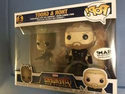 Funko POP! Marvel 2-Pack: Infinity War - Thor & Groot