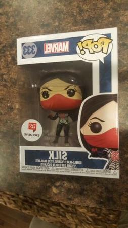 Funko POP! Marvel #333 SILK  Walgreens Exclusive  NM