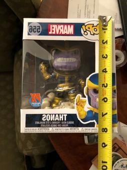 Funko Pop - Marvel 556 - 80 Years - Thanos Snap - PX Exclusi
